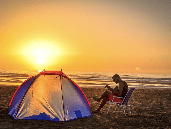 9 Best Places to Go Camping Around the World