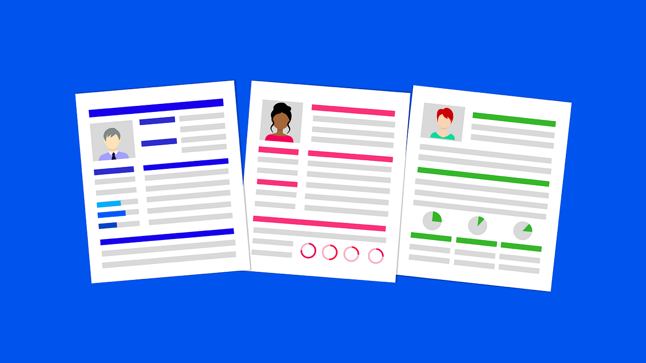 CV – How to write a good CV – Click here