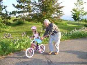 Grandparents fostering