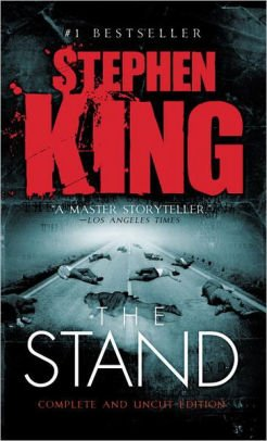 Book - The Stand by Stephen King