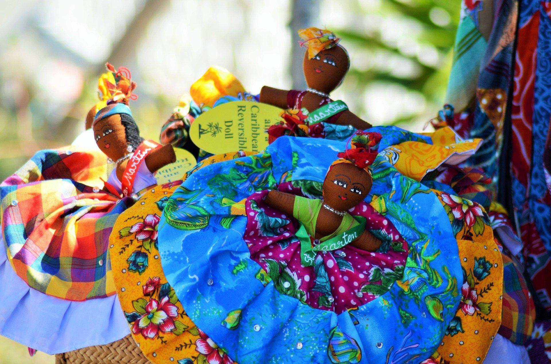 caribbean dolls