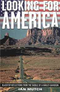 looking for America, book cover