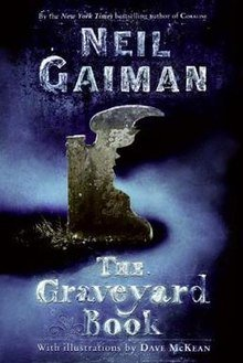 Book review - The graveyard by Neil Gaiman